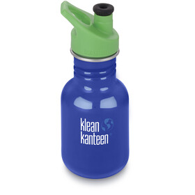Klean Kanteen Kid Classic Bottle Sport Cap 355ml blue